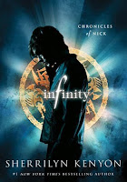 Infinity by Sherrilyn Kenyon book cover and review