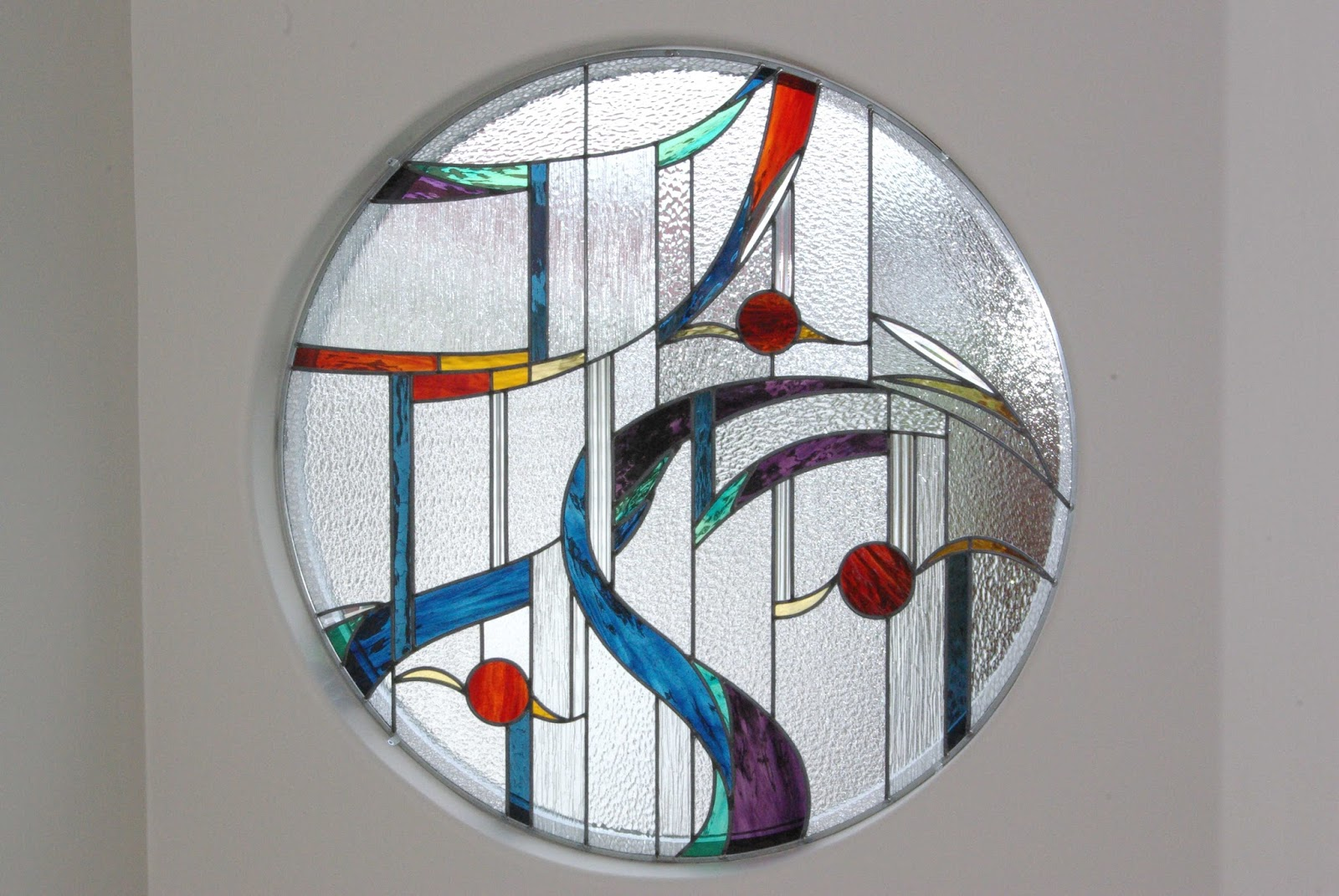 e of a Kind Stained Glass Windows and Oil Paintings