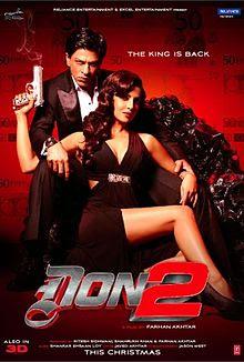 Sinopsis Film Don 2 (2011)