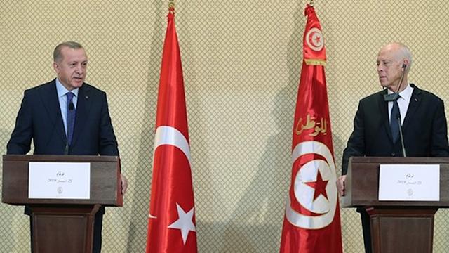 Ερντογάν: Τι δουλειά έχει η Ελλάδα στη Λιβύη;