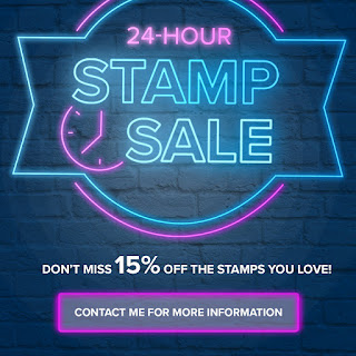 Stampin' Up! Biggest Stamp Sale of the Year 23 September 2020