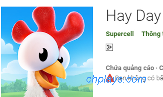 Tải game Hay Day - Game nông trại hay cho Android, IOS, PC, LapTop b