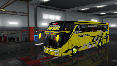 Livery Trans Saba Pack For Jetbus 3 Shd Facelift M Annas by Raditya M