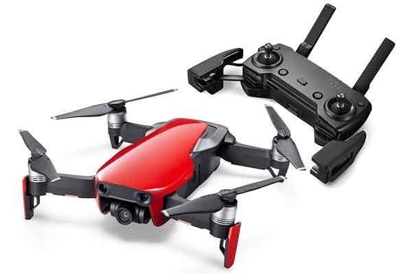 SORTEIO GANHE um Drone DJI Mavic AIR + US $ 2.300 em Prêmios!
