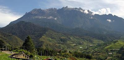 Tempat Wisata di Malaysia Kota Kinabalu