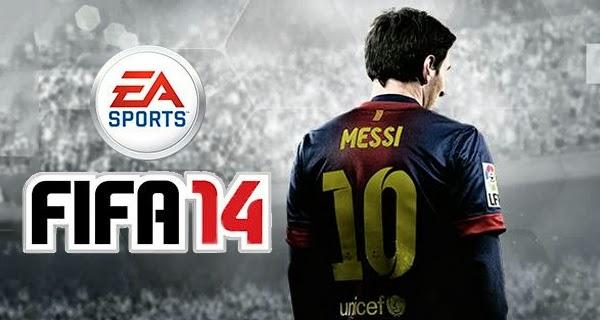 FIFA 14 Apk Logo