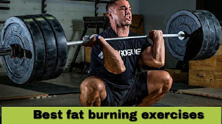 fat burning exercises,