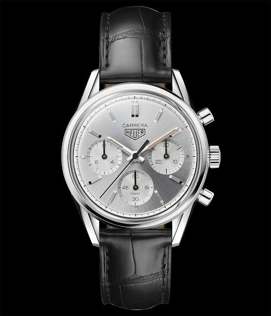 Tag Heuer Carrera 160 Years Silver Edición Limitada