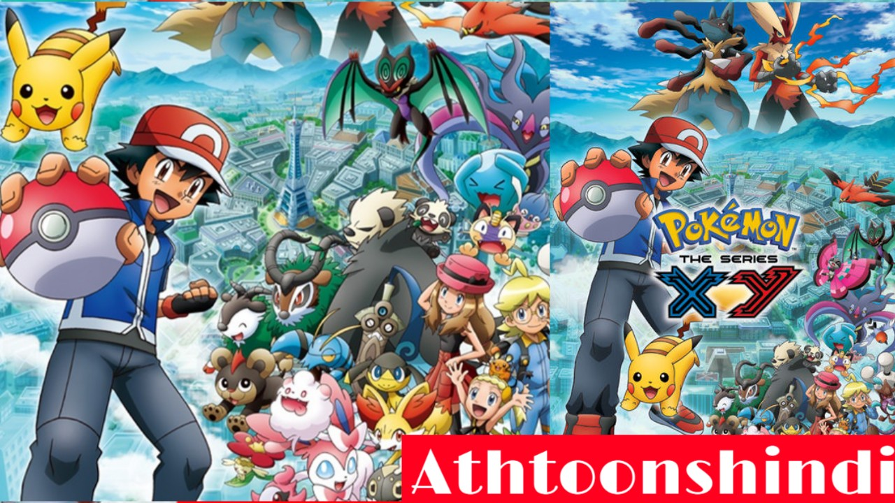 pokemon xy season 1 episode 7