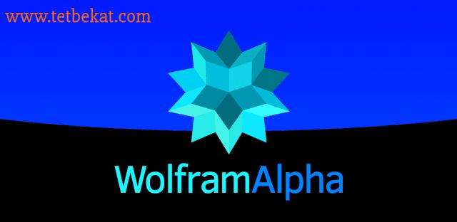 تحميل برنامج Wolfram Alpha مجانا Wolfram|Alpha APK Wolfram|Alpha download برامج تساعد في حل مسائل الرياضيات موقع لحل المعادلات الرياضية المحترف كتابة معادلات رياضية اون لاين برنامج حل مسائل الرياضيات بالتصوير موقع لحل مسائل الاحصاء