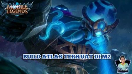 The strongest build atlas in M2 Mobile Legend