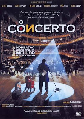 O Concerto - DVDRip Dual Áudio