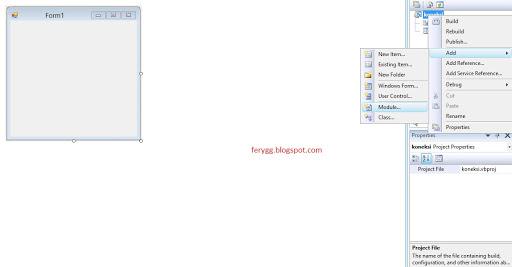 Membuat Koneksi Database Xampp Ke Vb Net Menggunakan Mysql Odbc Driver Mas Fery S