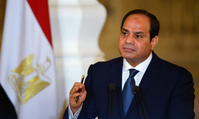 Egyptian army able to defend the country's security: al-Sisi