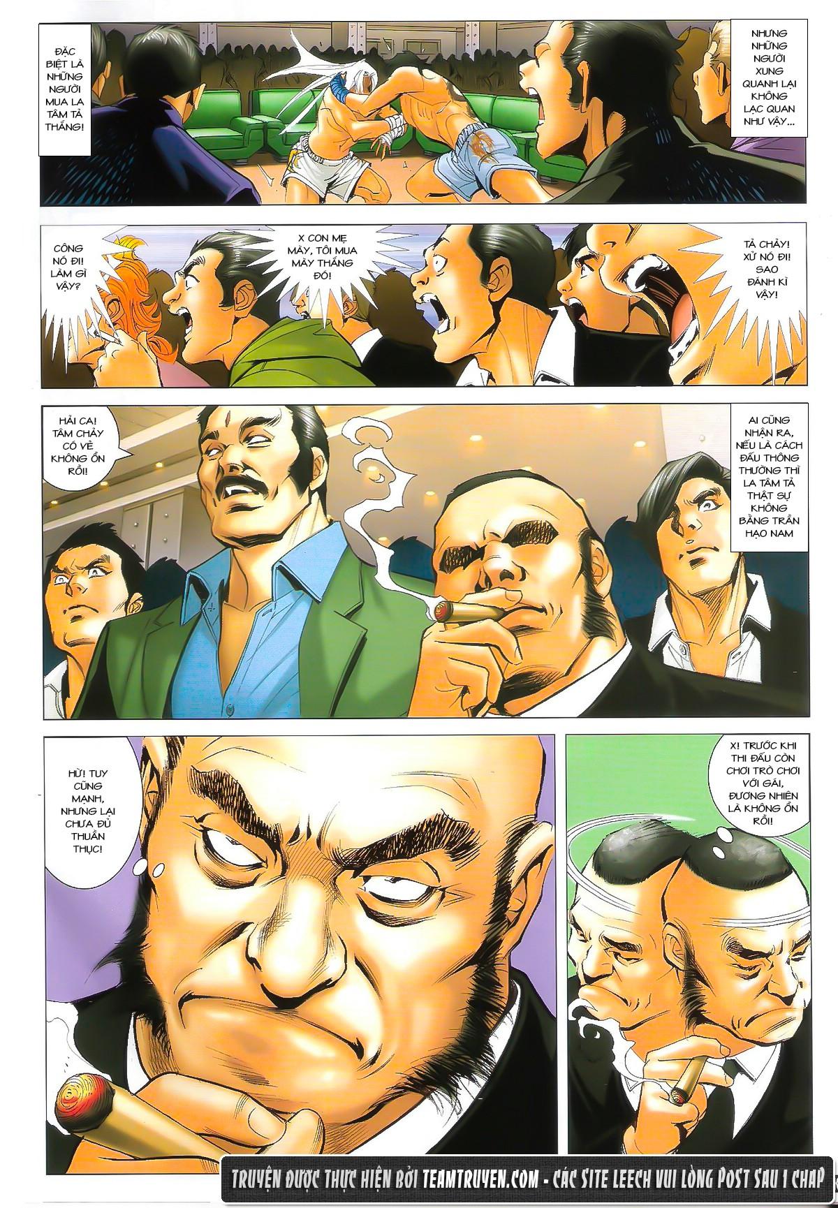 Người Trong Giang Hồ chapter 1634: nắm chắc phần thắng trang 25