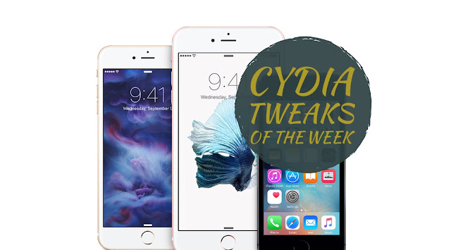 Its time to look at some new iOS 9 Cydia tweaks released in this week for your jailbroken iOS