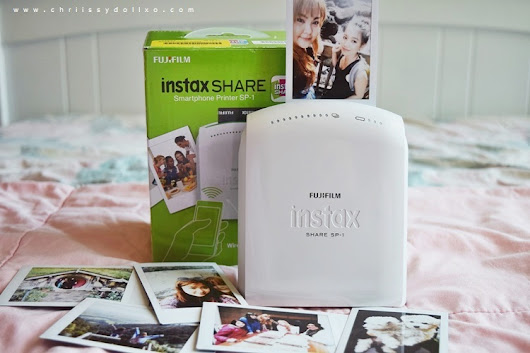 Fujifilm Instax SHARE SP-1 Smartphone Printer Review
