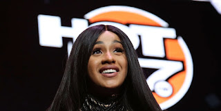 Cardi B Performance 2017 Hot 97 Concert Hot For The Holidays