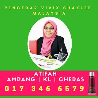 Pengedar Vivix Shaklee Cheras, Pengedar Vivix Shaklee Ampang, Pengedar Vivix Shaklee Kuala Lumpur, Agen Vivix Shaklee, Stokis Vivix Shaklee