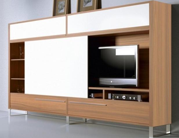 Meuble cuisine dimension meuble tv ferme for Dimension meuble tv