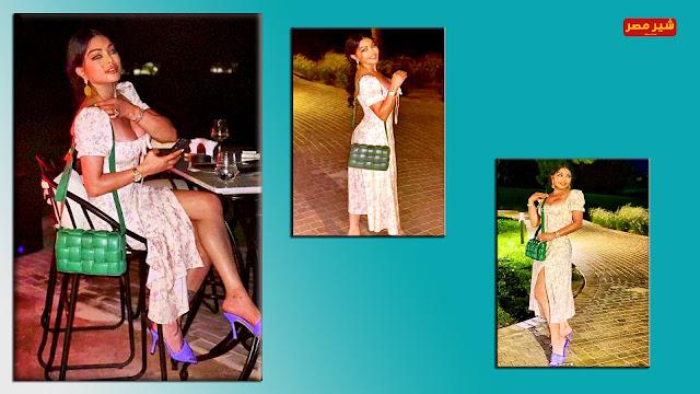 صور هيفاء وهبي في الساحل