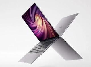 laptop terbaik dari huawei matebook x pro