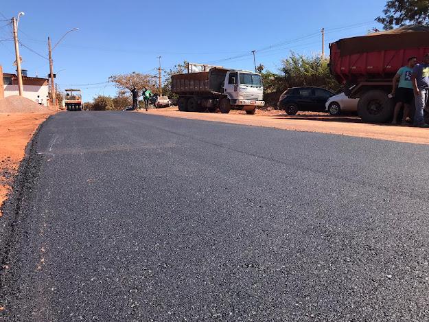 Área rural em São Sebastião está 70% pavimentada
