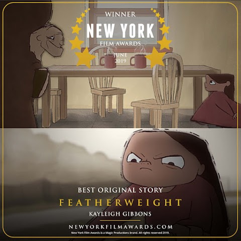 "MUSIC: ""Featherweight"" wins at Galway Film Fleadh & New York Film Awards"