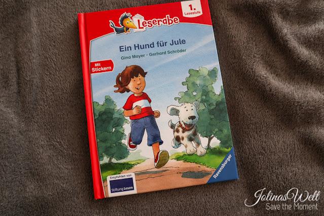 Leserabe Buch Ein Hund für Jule