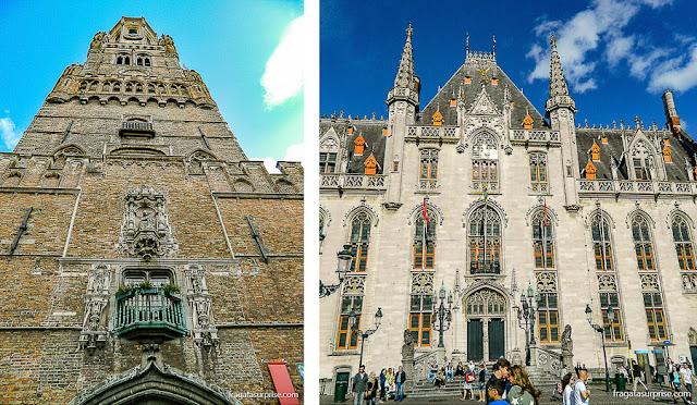 Praça do Mercado, Bruges