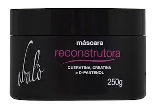 mascara reconstrutora