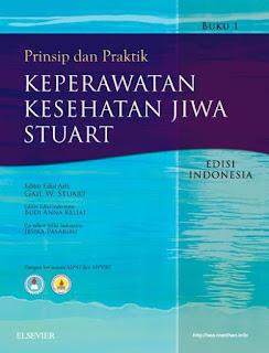 PAKET KEPERAWATAN KESEHATAN JIWA STUART: PRINSIP DAN PRAKTIK (ISI 2) 1,2 ED. INDONESIA