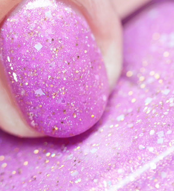 Nail Hoot Indie Lacquers Be Mine