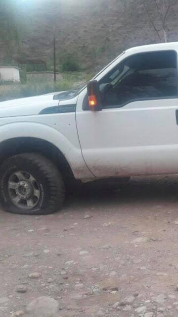 """""""Llevo 7 horas escondida y la balacera sigue"""": Empleada que quedo atrapada en la zona de infernal enfrentamiento en Chihuahua"""