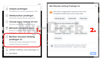 Tips Memberantas Berita Bohong (HOAX) - Facebook