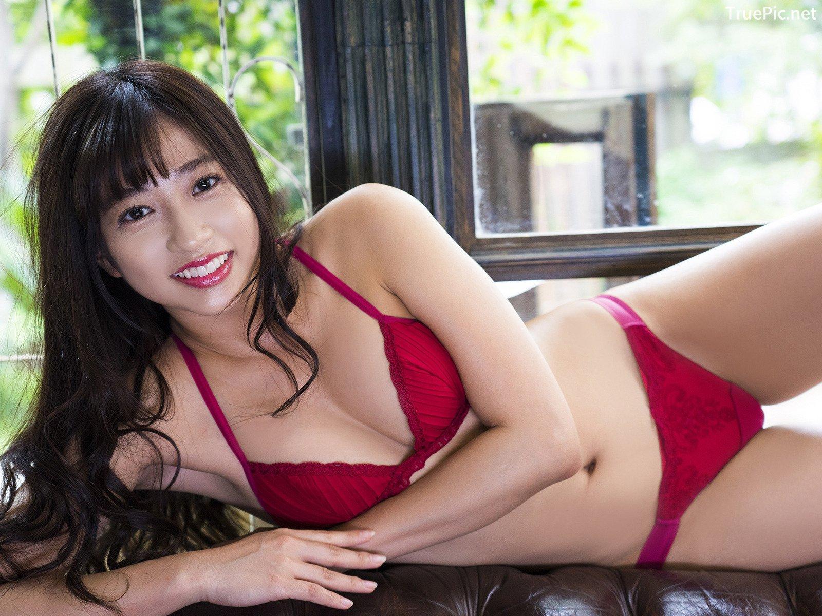 Image Japanese Gravure Model - Sayaka Ohnuki - Maiden Love Story - TruePic.net - Picture-1
