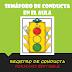 """""""SEMÁFORO DE CONDUCTA Y DISCIPLINA EN EL AULA"""" FORMATO PARA EL REGISTRO DIARIO DE CONDUCTA."""