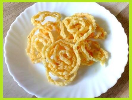 चावल की कचरी बनाने की विधि   How to Make Chaval ki Kachri