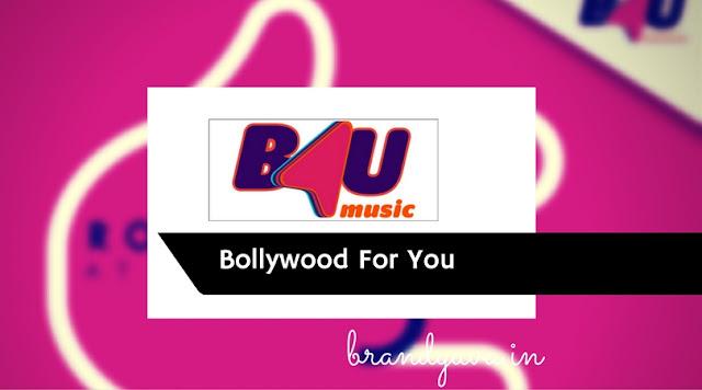 full form of b4u channel name