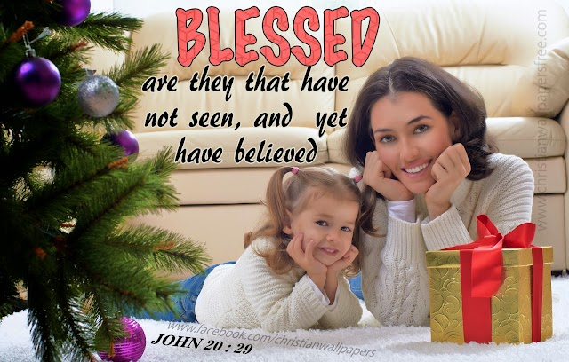 Christmas Blessing Cards