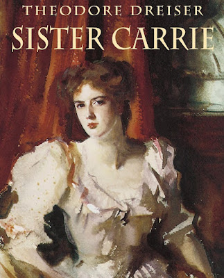 Sister Carrie PDF novel by Theodore Dreiser