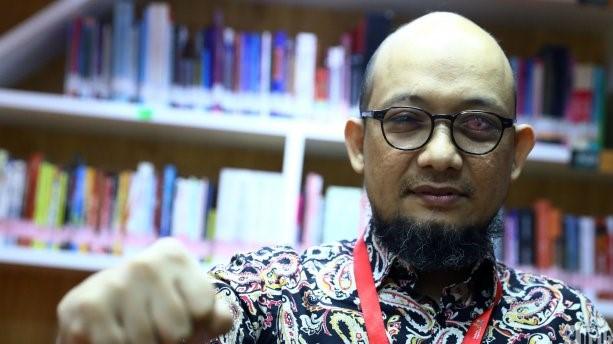 Novel Baswedan: Buka Hasil Tes ke Publik