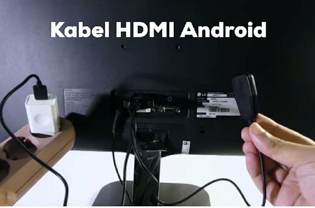 Kabel HDMI Android