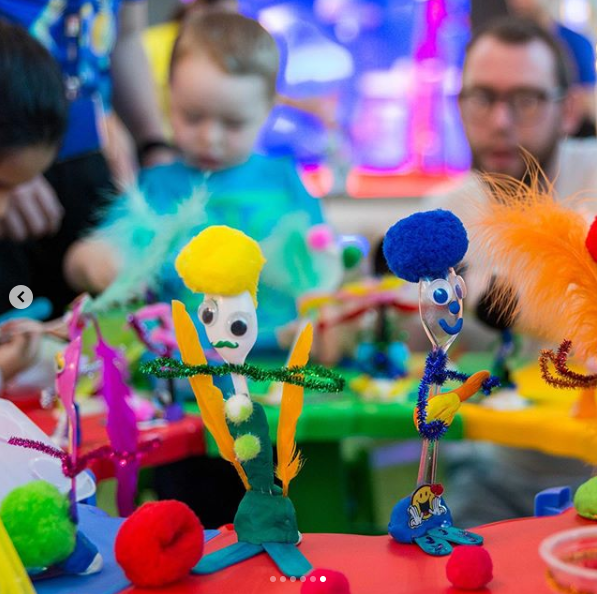 Search for Forky of Toy Story launched in DXB