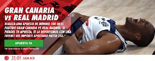 circus promocion supercopa endesa Gran Canaria vs Real Madrid 22 septiembre