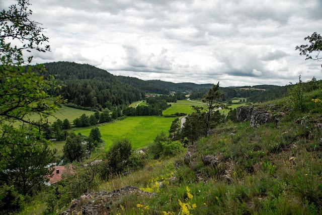 Wacholderweg von Aicha nach Allersburg  Wandern im Amberg-Sulzbacher Land 06