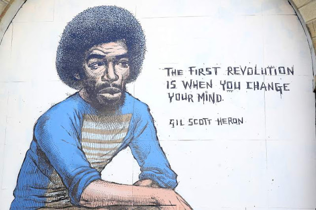 Gil Scott-Heron Words Weekend
