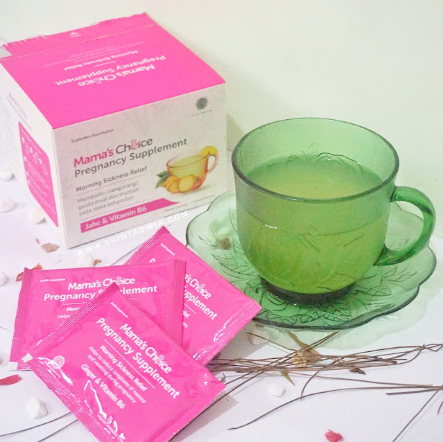 Mama's Choice Pregnancy Suplement Morning Sickness Relief