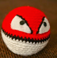 http://www.ravelry.com/patterns/library/voltorb-pokemon