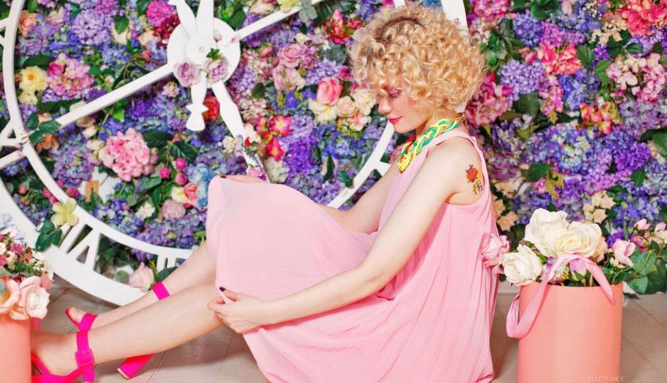 ElleFrance Model GlamourCams